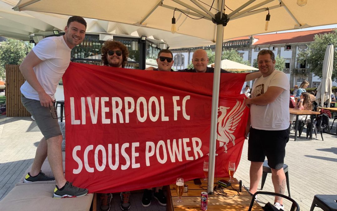 TAW In Porto: Jürgen Klopp, A Scouse Takeover And Love For Liverpool