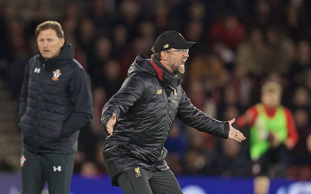 Southampton 1 Liverpool 3: The Review