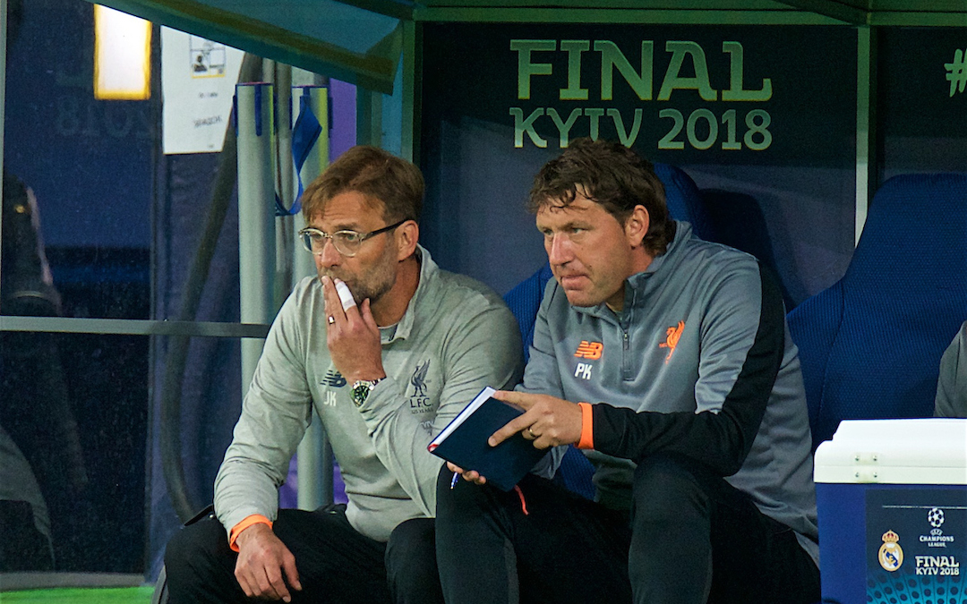 How Liverpool Have Shown Europe That Kiev Was No Flash In The Pan