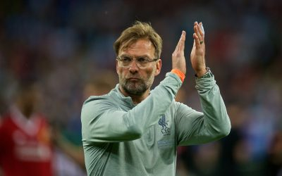 The Anfield Wrap: Looking Forward To Liverpool's Biggest Game