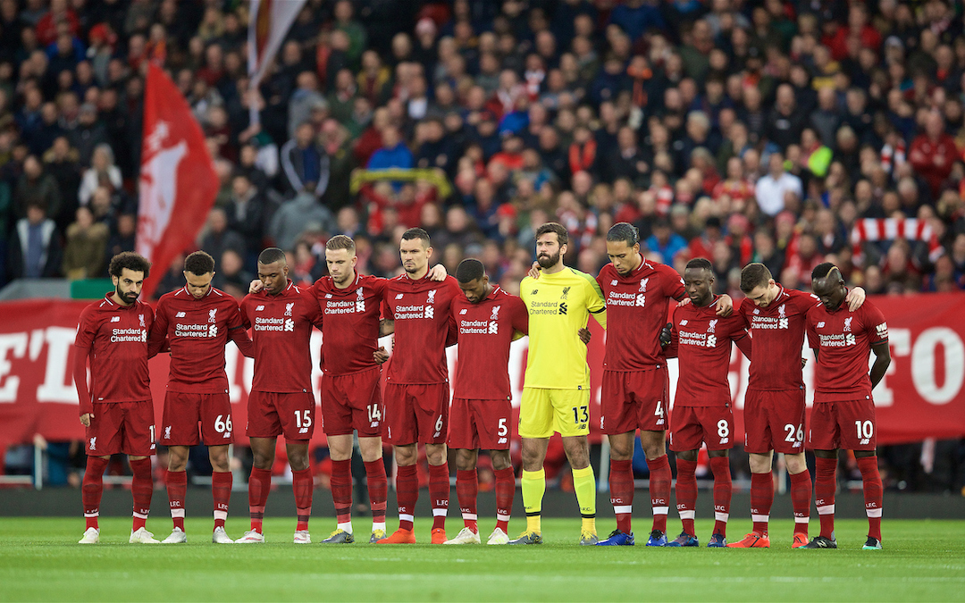 Why Liverpool's Mental Strength Still Holds The Key To Their Destiny