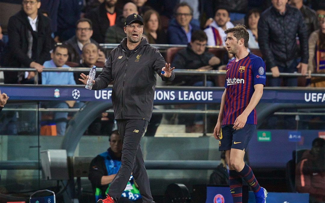 Barcelona 3 v 0 Liverpool: The Review