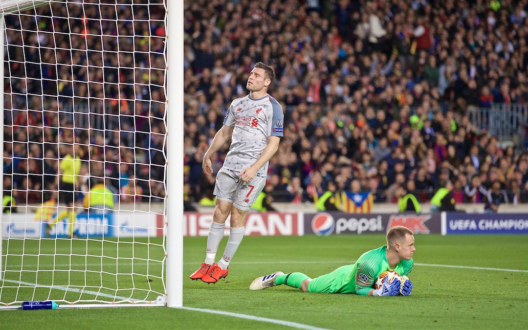 Barcelona 3 Liverpool 0: The Match Ratings