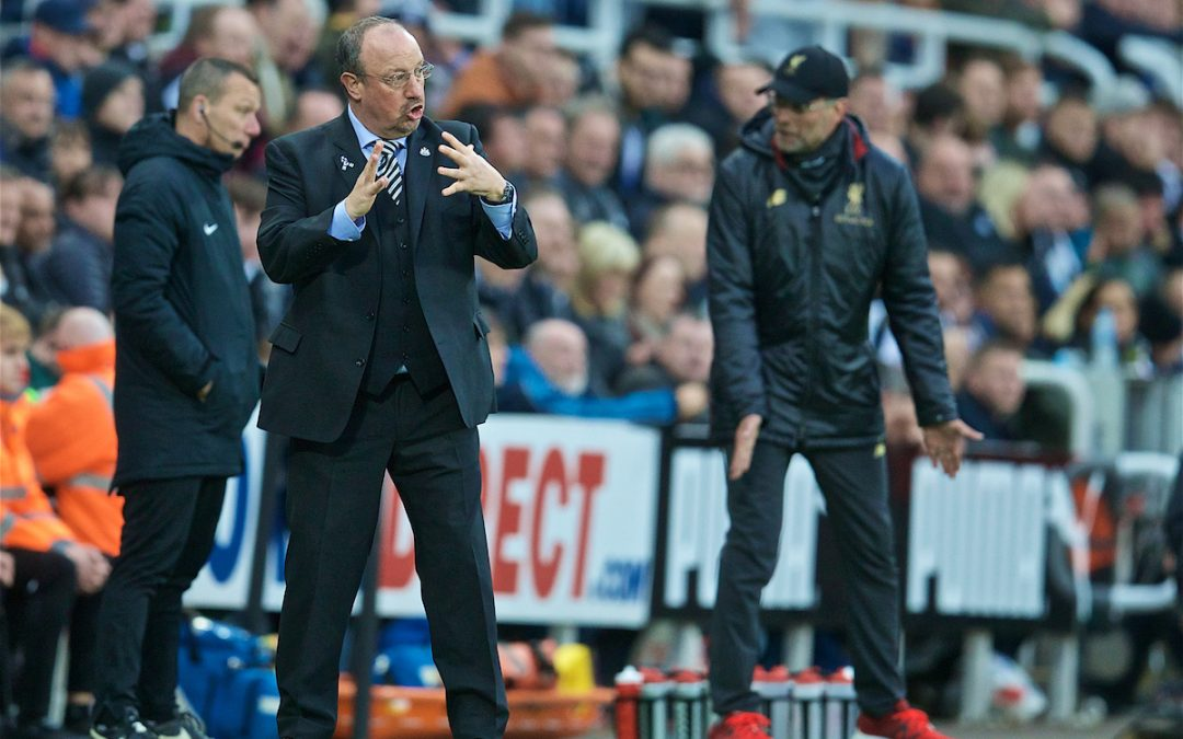 Newcastle United 2 Liverpool 3: The Review