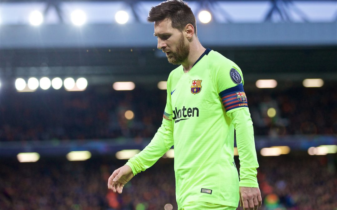 Three Strikes: Lionel Messi And Football's Future