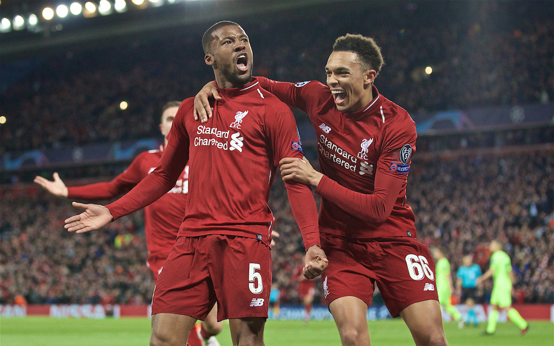 Liverpool 4 (4) Barcelona 0 (3): The Match Ratings