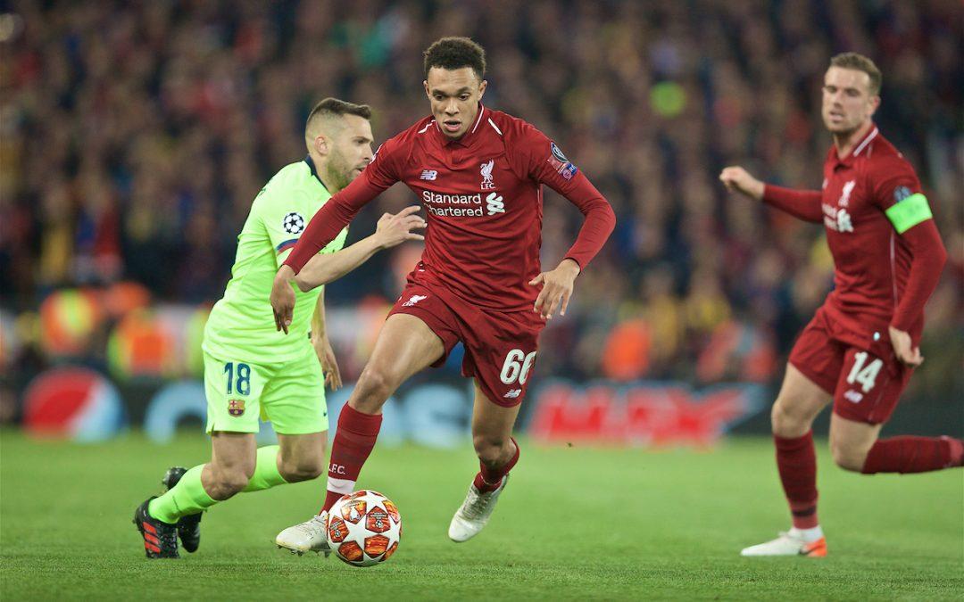 Why Trent Alexander-Arnold Personifies Liverpool's Progress Under Klopp