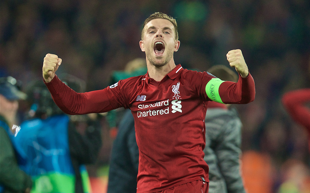 What A Champions League Win Would Mean To Liverpool's Current Crop
