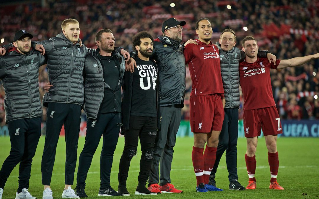 The Anfield Wrap: One Last Push