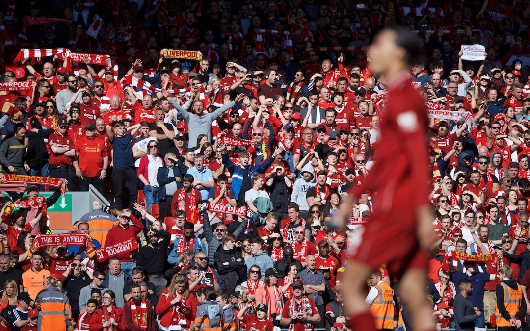 Reaction To Liverpool's League Title Loss Shows Their Renewed Standing