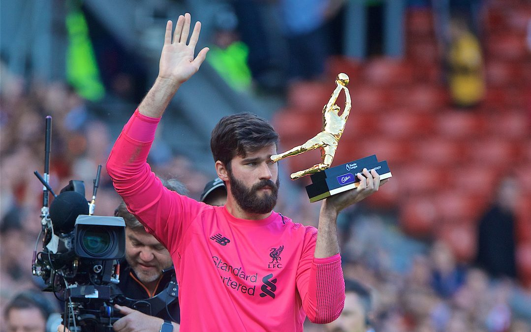 How Alisson Becker Has Contributed To A Renewed Calmness At Anfield