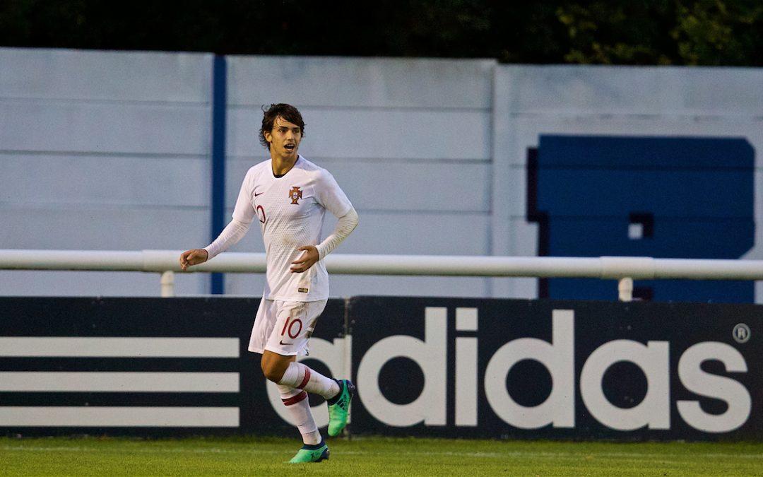 Gutter: Liverpool Linked With Joao Felix