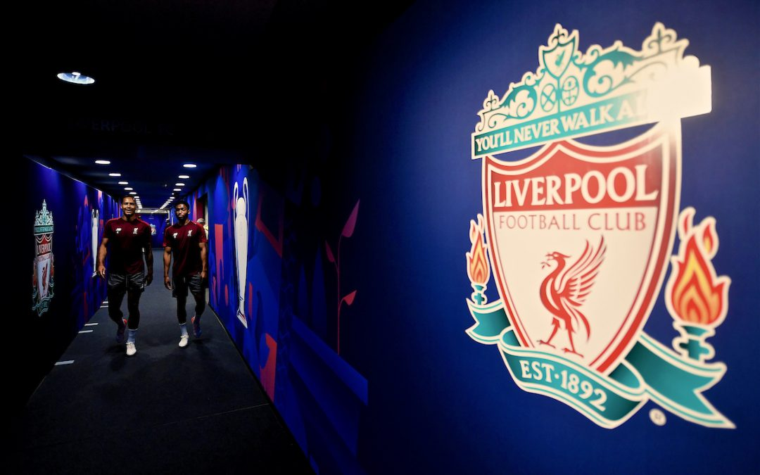 Gutter: Liverpool To Go Dutch?