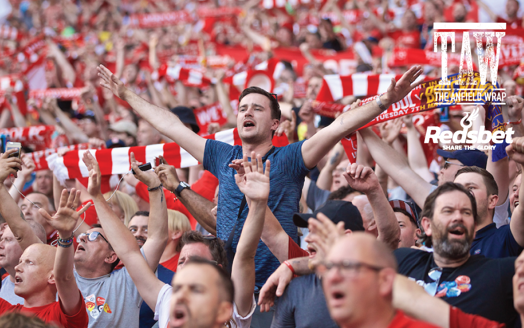 The Anfield Wrap: The Champions Of Europe