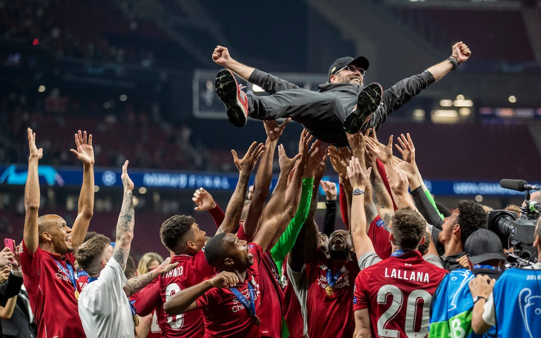 The Champions Of Europe Season Review: One