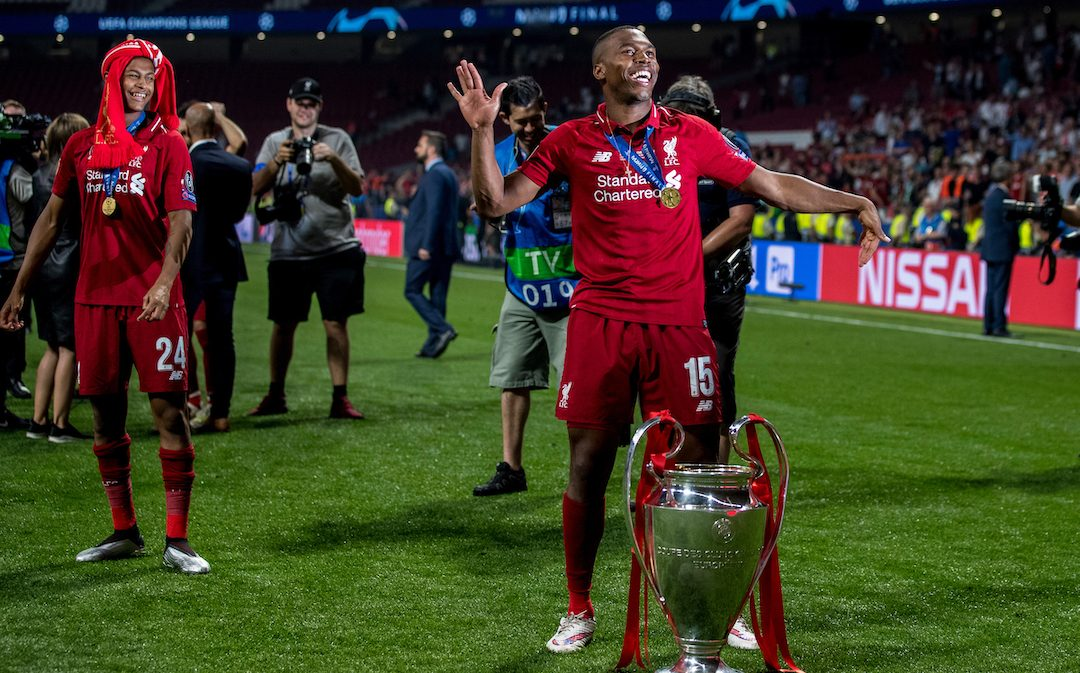 Daniel Sturridge: A Tribute