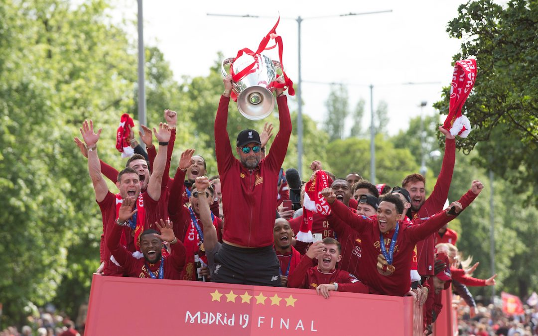 The Champions Of Europe Season Review: Two