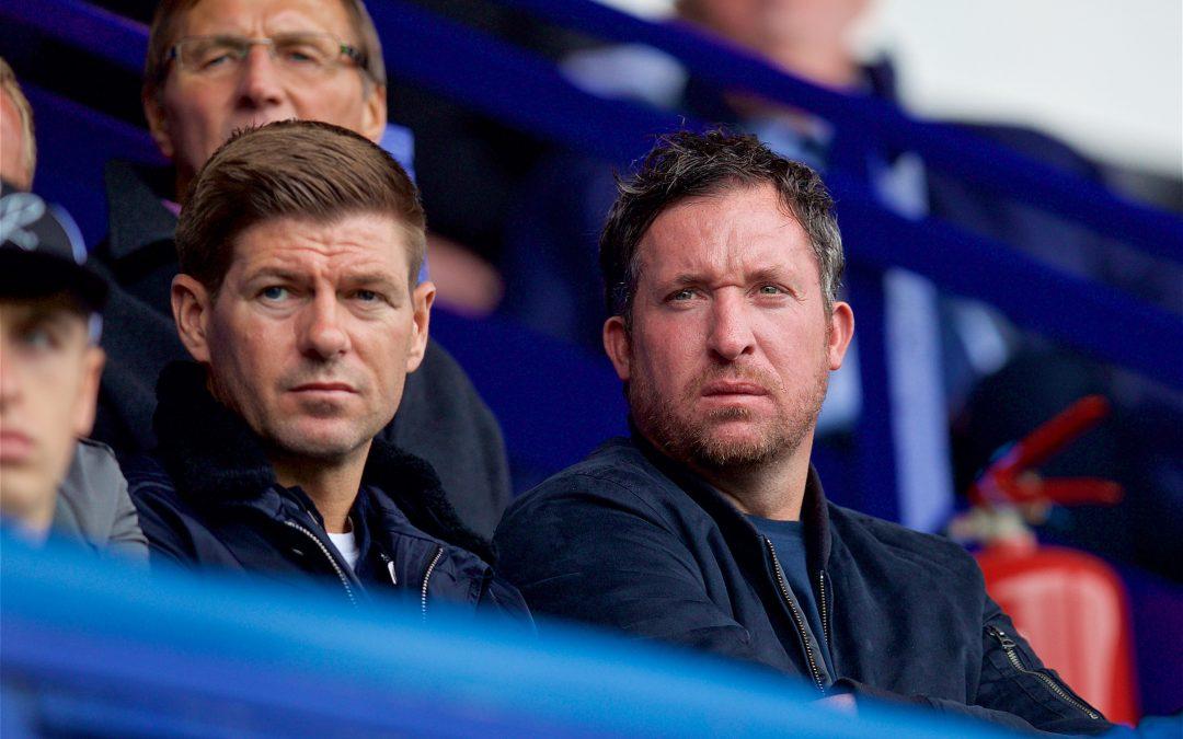 AFQ Football: Robbie Fowler To Follow Steven Gerrard?