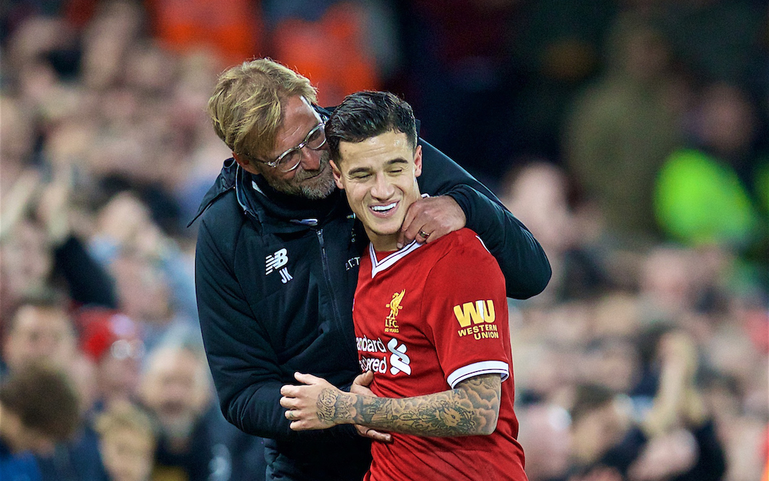 Why Liverpool Shouldn't Recouple With Philippe Coutinho