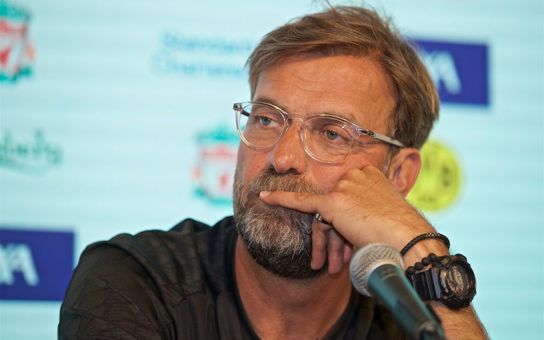The Gutter: Klopp To Look To The Bundesliga Again?