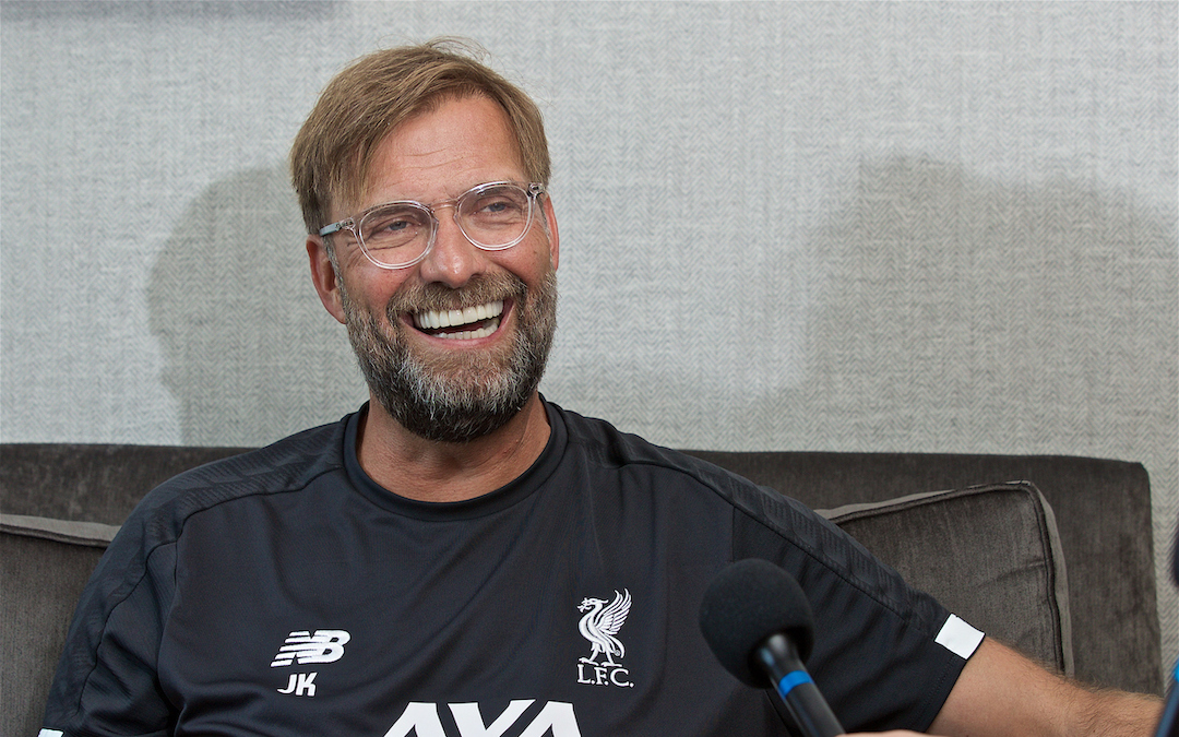 The Big Interview: Jürgen Klopp