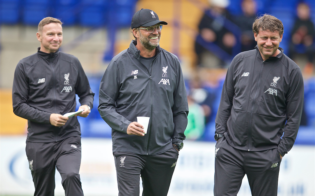 The Review: Liverpool v Tranmere & Bradford