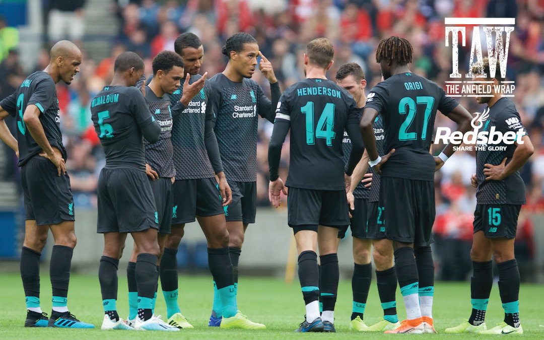 The Anfield Wrap: Liverpool A Cause For Concern Or Too Early To Call?