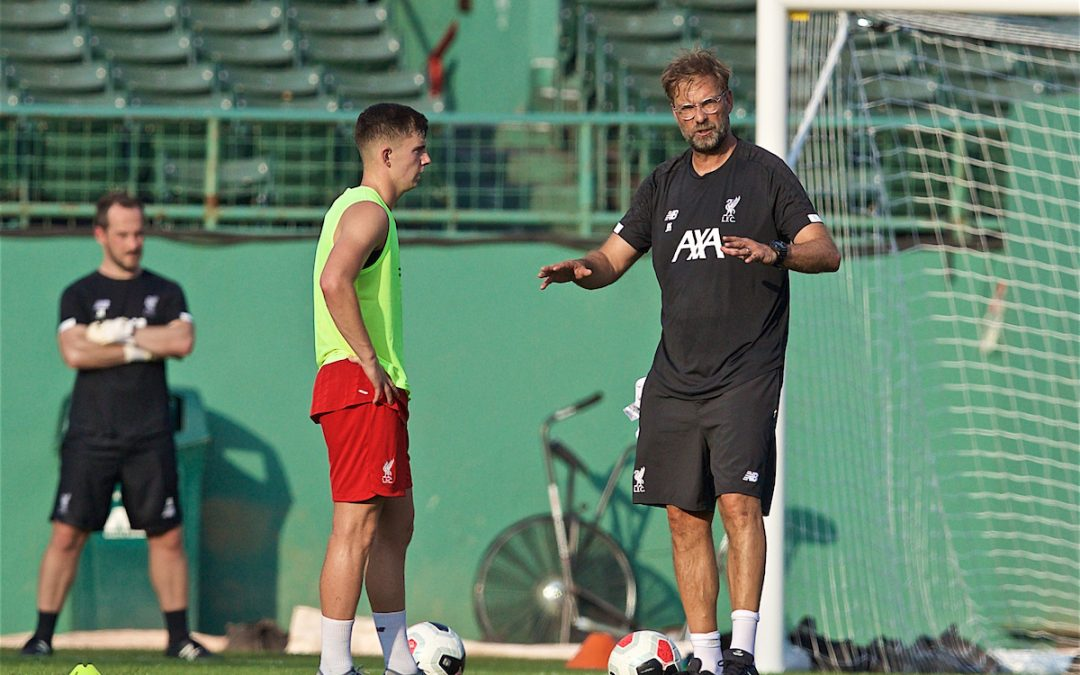 AFQ Football: Liverpool Up For The Cups?