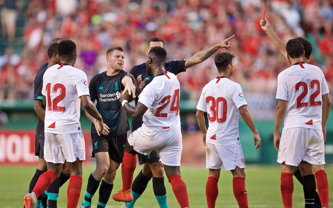 Liverpool 1 Sevilla 2: The Post-Match Show