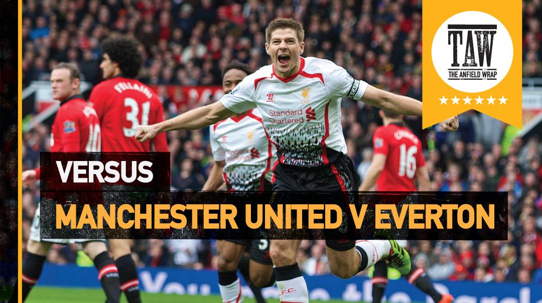 Manchester United v Everton   Versus