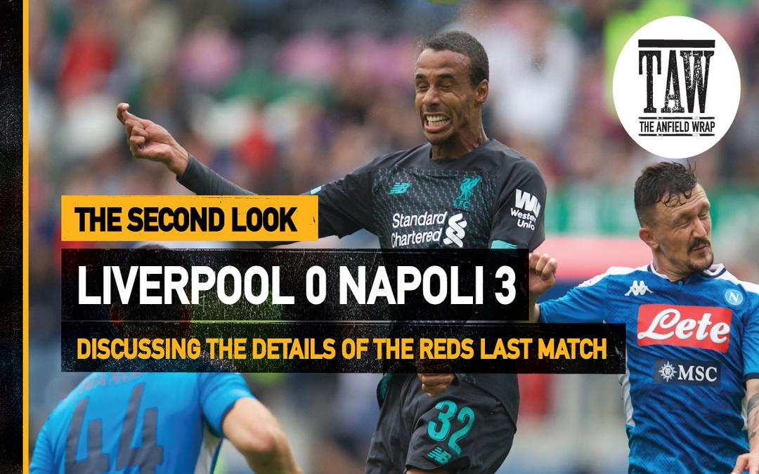 Liverpool's Pre Season   The Second Look