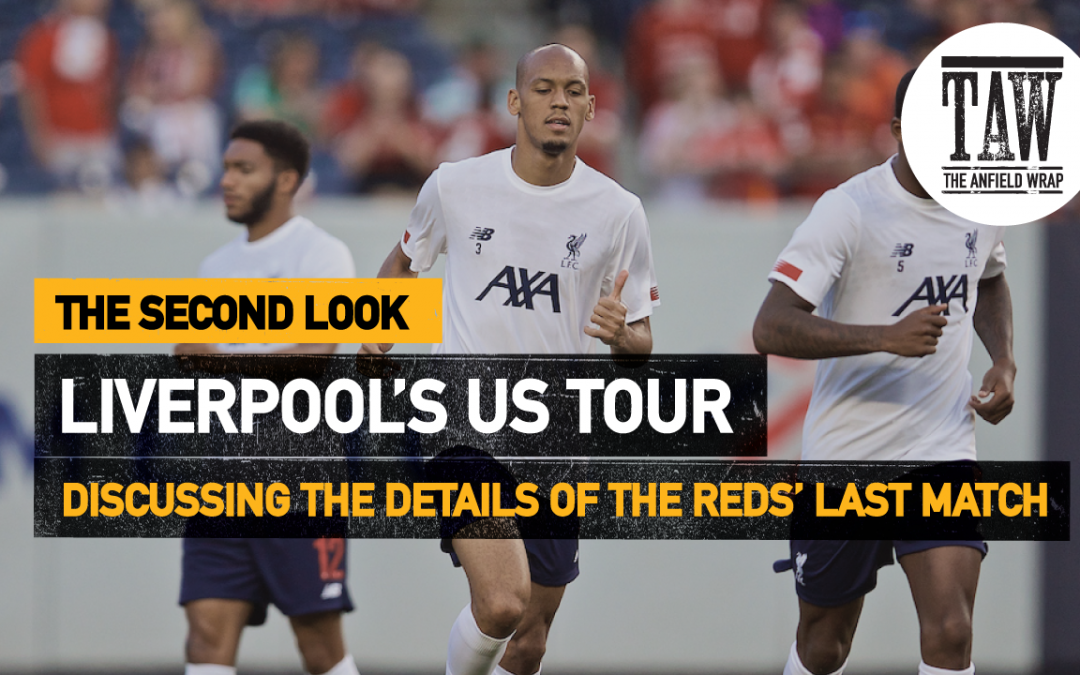Liverpool's US Tour | The Second Look