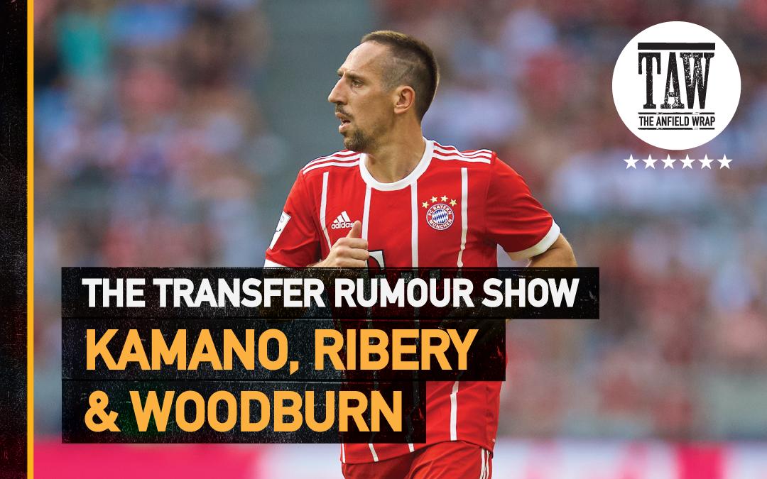 Francois Kamano, Franck Ribery & Ben Woodburn | The Transfer Show