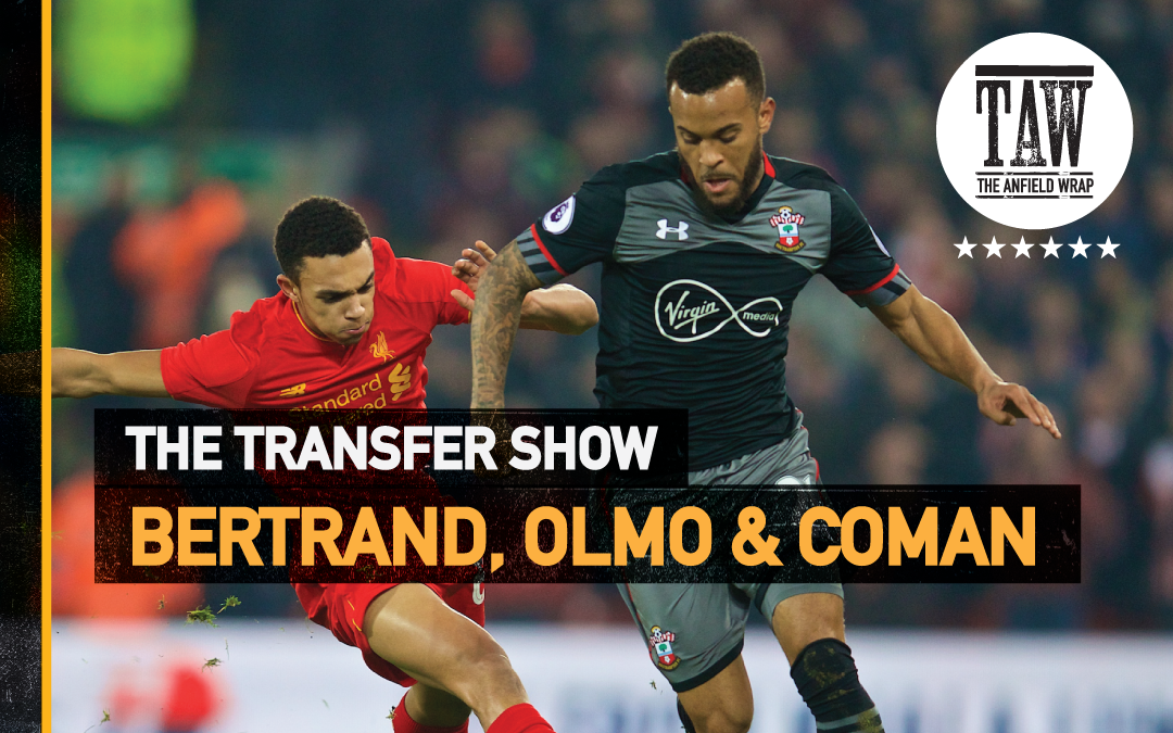 Bertrand, Olmo & Coman | The Transfer Request Show