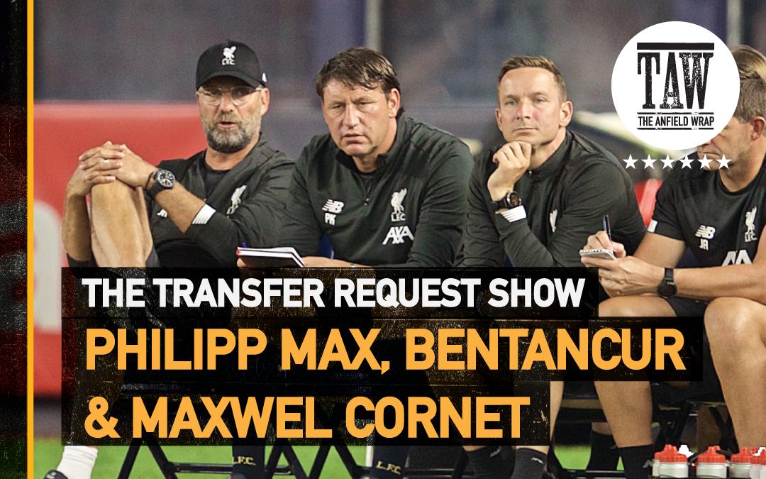 Philipp Max, Rodrigo Bentacur & Maxwel Cornet | Transfer Request Show
