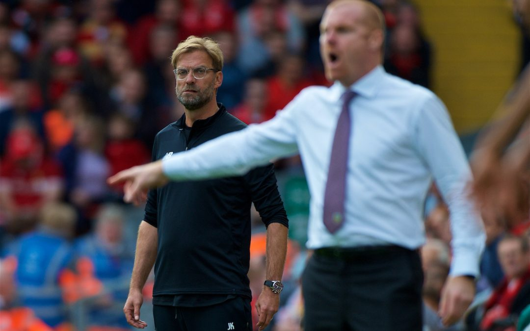 The Weekender: The Champions Of Europe Travel To Turf Moor With A Job To Do