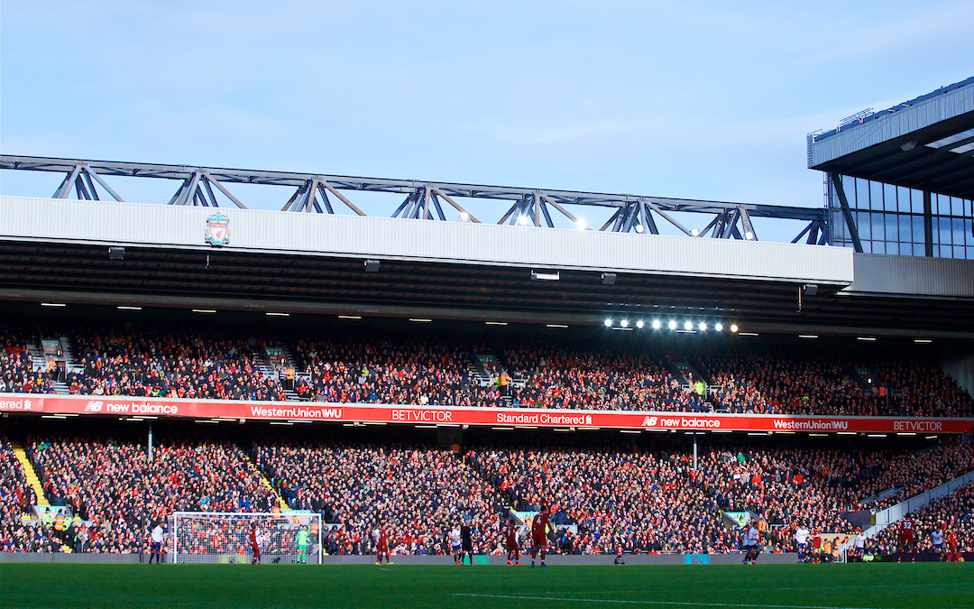 The Weekender: The Anfield Road Expansion
