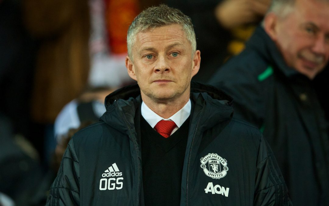 AFQ Football: Solskjaer To Lead The Sack Race?