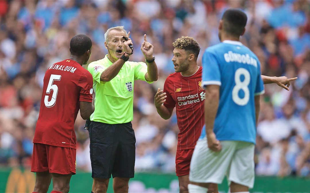 Unwrapped: VAR, The New Rules And Existentialism