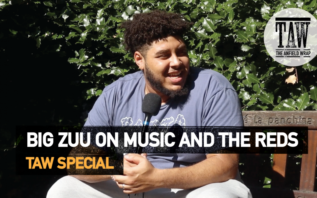 Big Zuu On Musical Influences And His Love For Liverpool | TAW Special