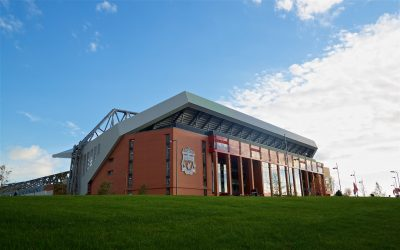 Liverpool FC Main Stand