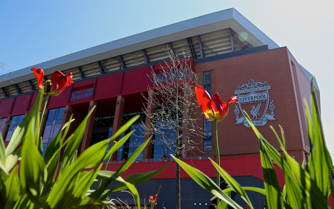 The Alternative Future Of Anfield As Told By Events At Arsenal