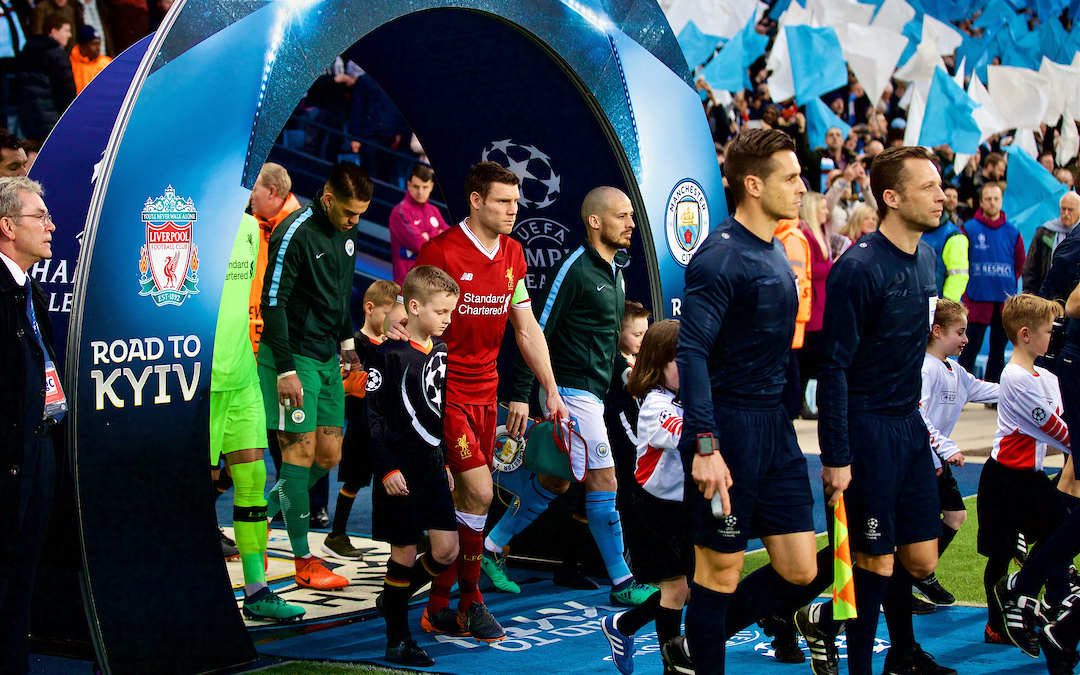 Liverpool, Man City And The Premier League-Champions League Toss Up