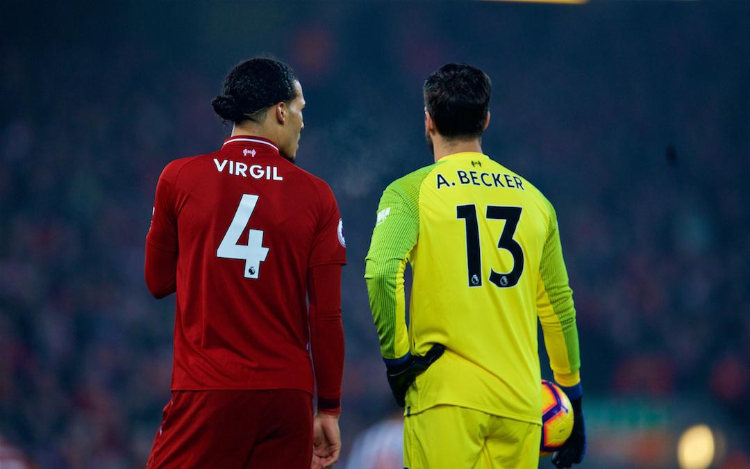 UEFA Awards For Virgil Van Dijk And Alisson Becker – Reaction Special
