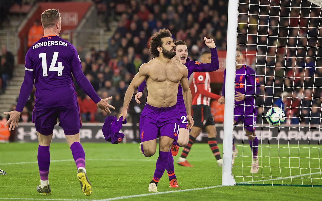 Southampton v Liverpool: The Big Match Preview