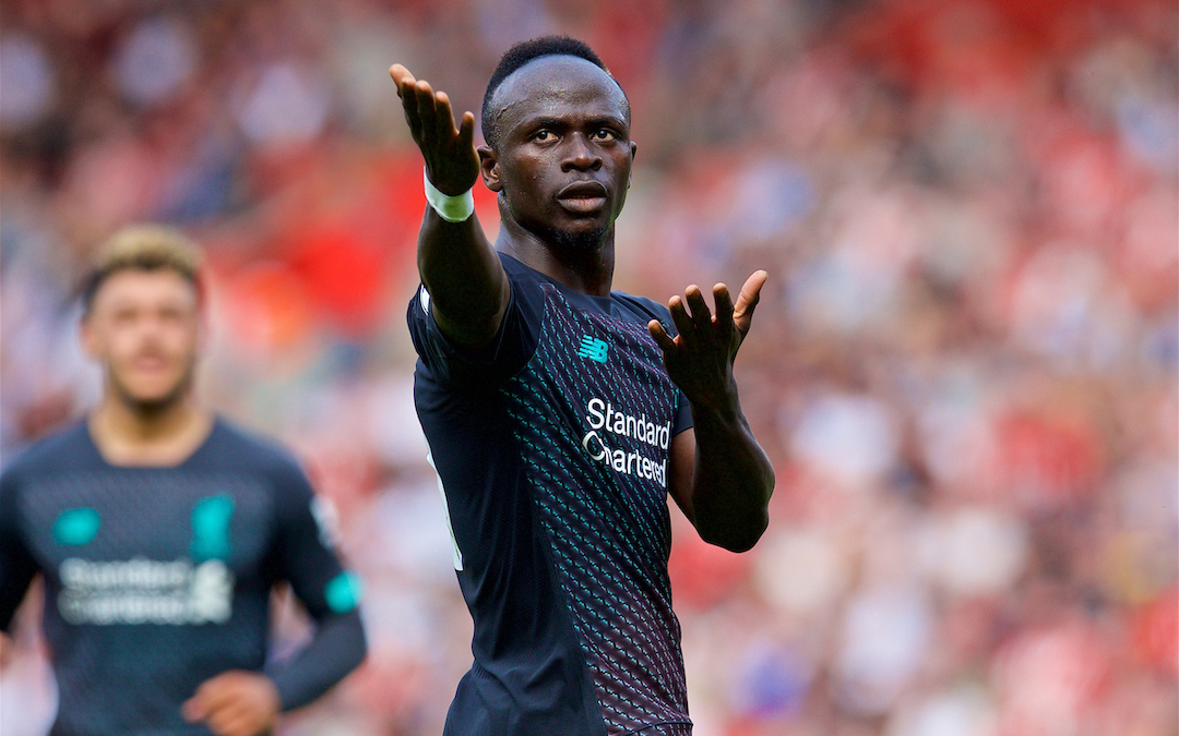Sadio Mane: Liverpool's Understated Man For The Big Moment