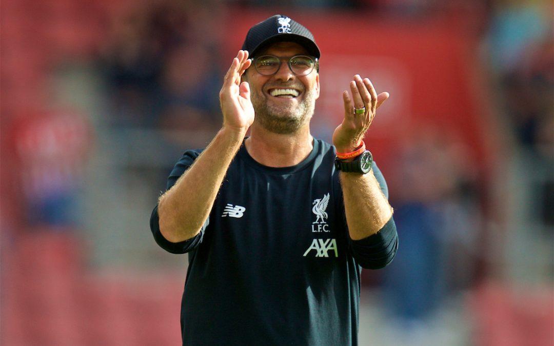 Southampton 1 Liverpool 2: The Review