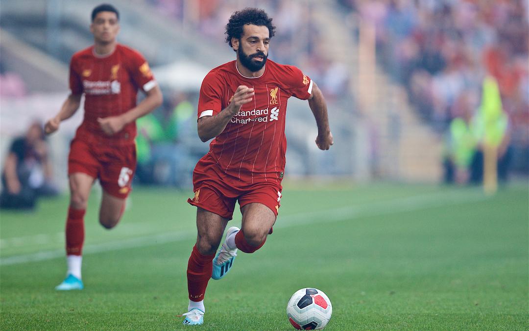 Liverpool 3 Lyon 1: The Review