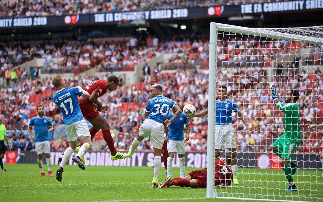 Liverpool 1 Man City 1: The Post-Match Show