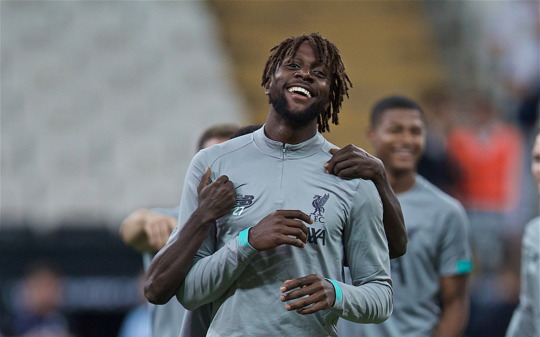 The Rise And Rise Of Divock Origi At Liverpool